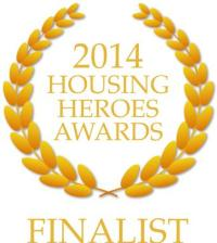 Housing Heroes awards 2014 logo