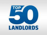 Top 50 Landlords award logo