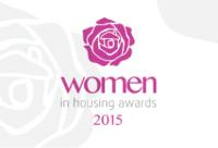 Women in Housing Award 2015 logo