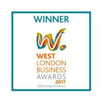 West London Business awards 2017 logo