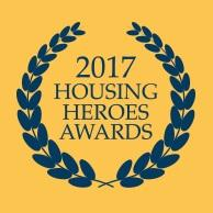 Housing Heroes Award 2017 logo