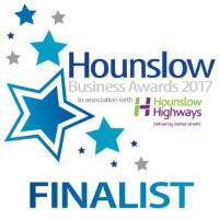 The Hounslow Business Awards 2017 logo