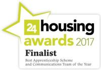 24 Housing Awards 2017 logo